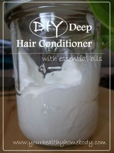 YL_Graphic_DIY Deep Hair Conditioner